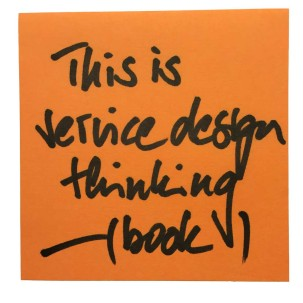 This is Service Design Thinking—The Book
